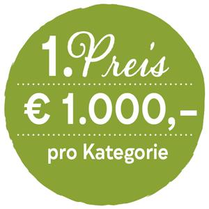 1. Preis - Steirischer Kren Award 2018